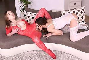 Lesbian Clothed Sex Porn Pictures
